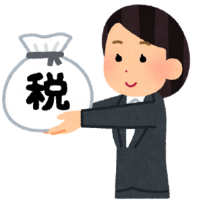 money_nouzei_woman